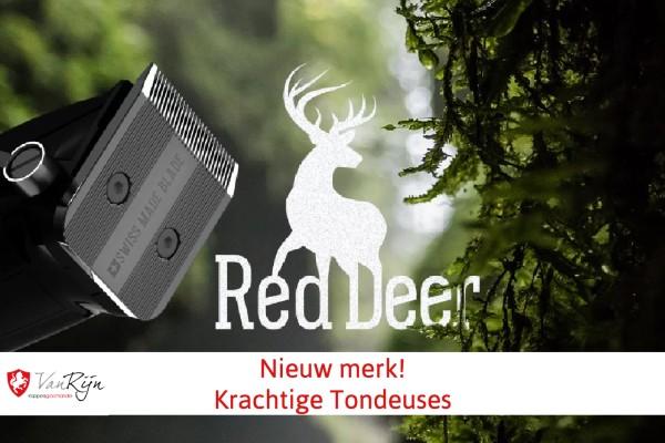 kappersgroothandel red deer tondeuses